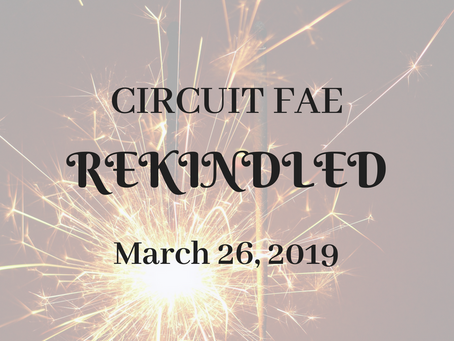 Circuit Fae Title Added: REKINDLED!