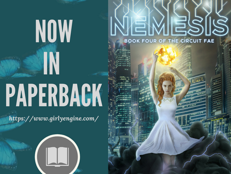 NEMESIS: Now in Paperback!