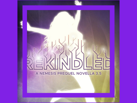5 Stars for REKINDLED!