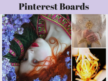 New Circuit Fae 3 Pinterest Boards!
