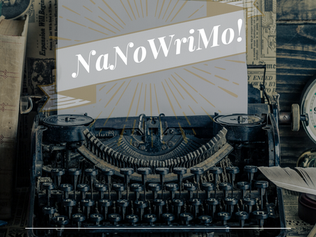 NaNoWriMo Roundup!