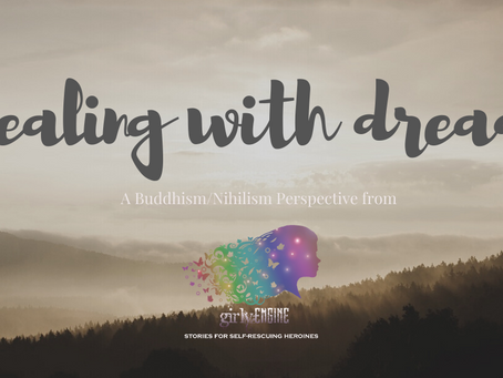 Dealing with Dread: A Buddhism/Nihilism Perspective