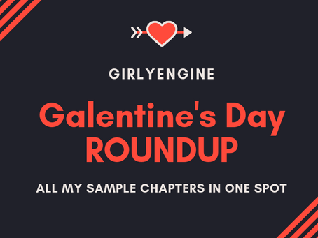 Galentine's Day Roundup: All the FREE Chapters!
