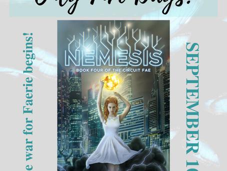 Only Five Days till CIRCUIT FAE 4: NEMESIS!