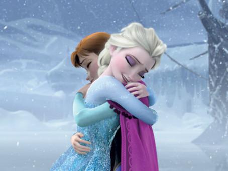 The Lesbian Appeal of Frozen
