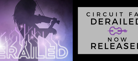 DERAILED is Here!