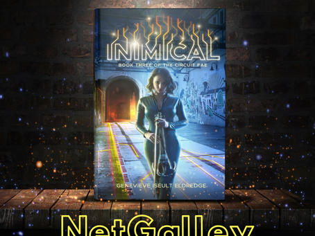 INIMICAL: Now on NetGalley