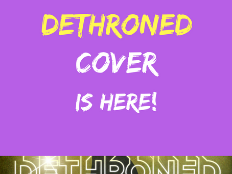 DETHRONED Cover Reveal!