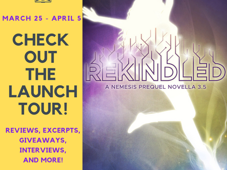 REKINDLED: Launch Tour Dates Announced!