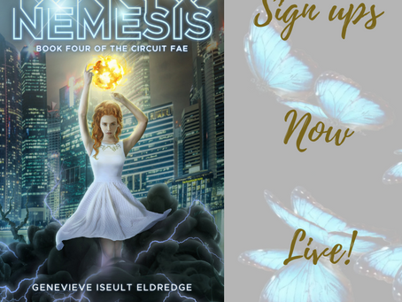 NEMESIS: Blog Tour Sign-Ups are Live!