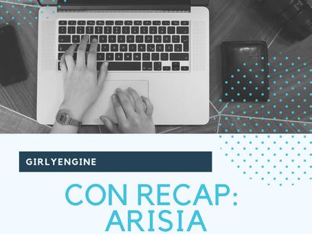 Con Recap: Arisia 2019