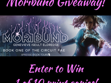 Win a Free Copy of Moribund!