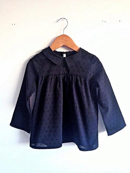 Blusa Plumeti Negro