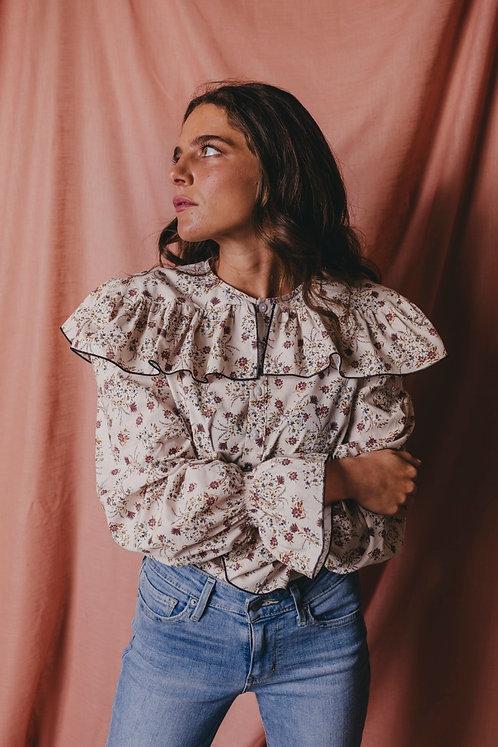 Blusa Ingrid Flores