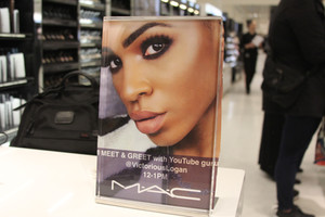 My First Beauty Event with MAC Cosmetics!