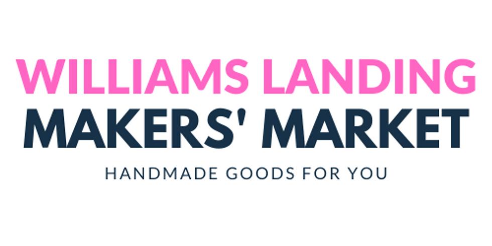 Williams Landing Makers' Market