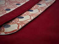 Hand Printed Linen