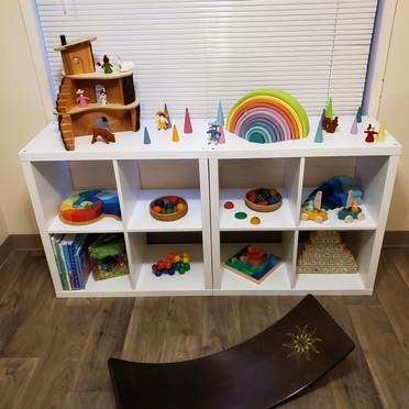 Toys to encourage creativity
