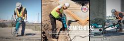 Renta de Rompedoras de Concreto en Monterrey, Renta de Rompedora de Concreto en Monterrey, Renta de