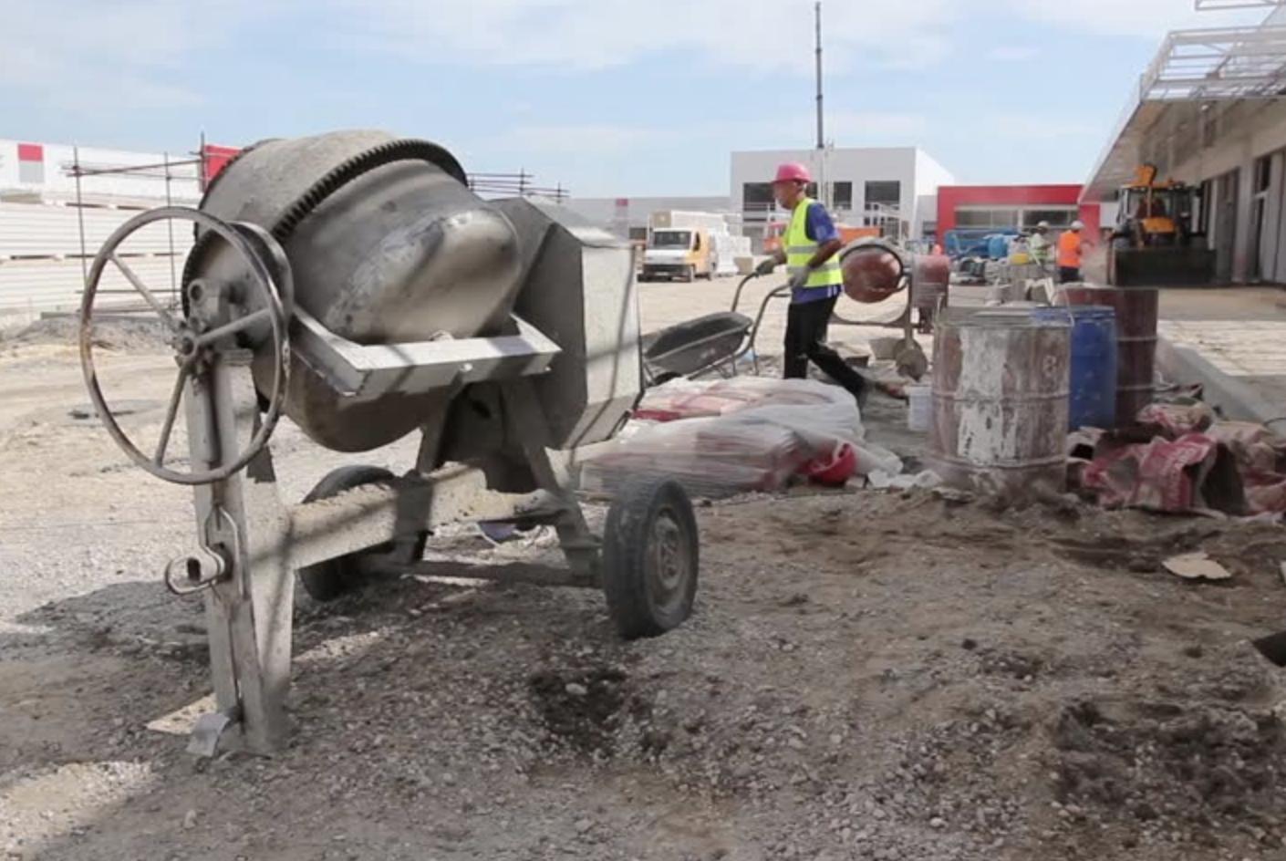 revolvedora de concreto trompo mezacladora cemento 2 sacos renta monterrey rompedoras y compactadora