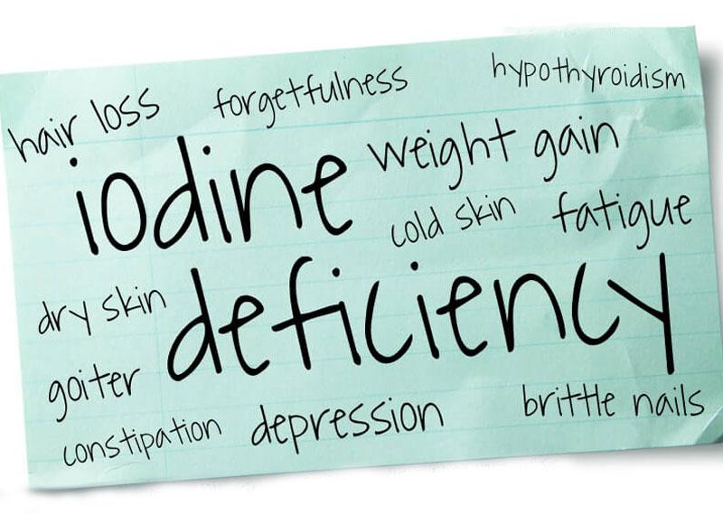 Daily Dose of Iodine