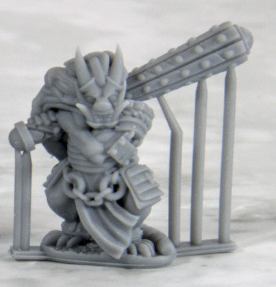 3D printed Oni