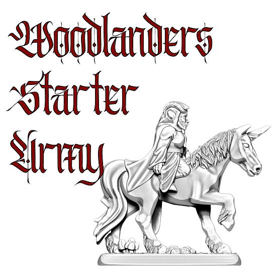 Woodlanders Starter Army