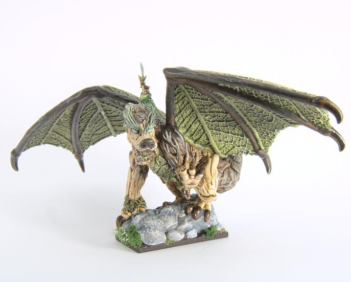 Woodlander Wood Dragon