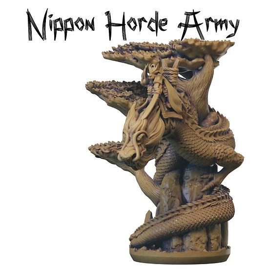 3D Printed Nippon Horde