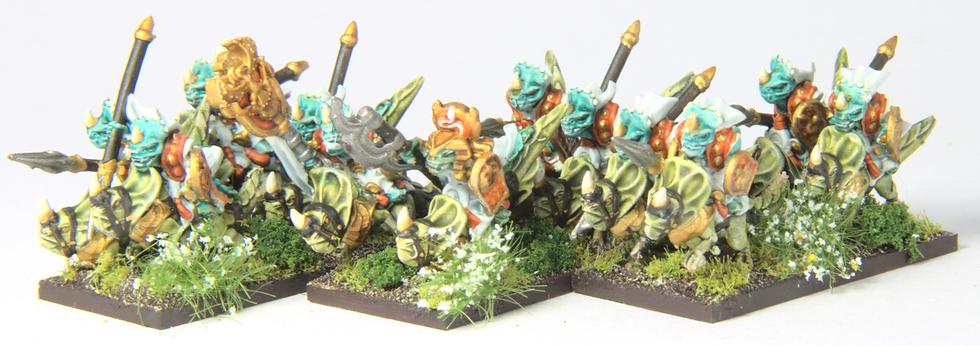 Ceratope Riders