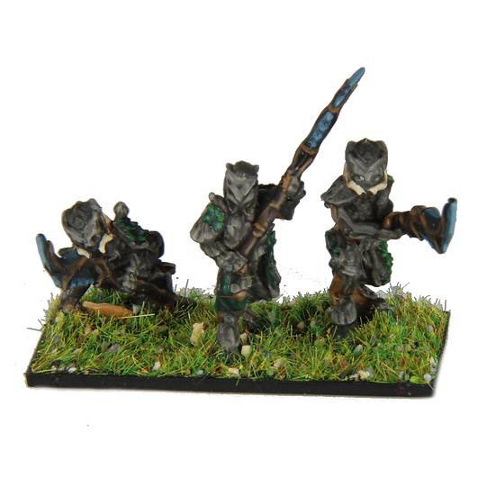 Woodlander Tree knights