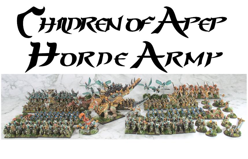 Children Of Apep Horde