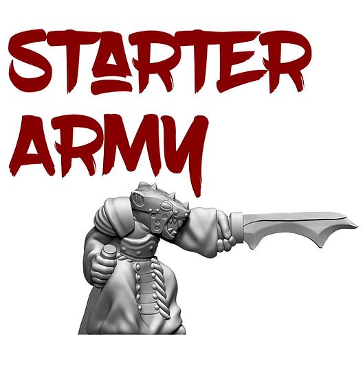 Ratmen Starter Army