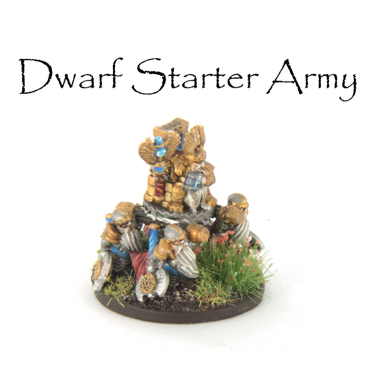 Dwarf Starter Army