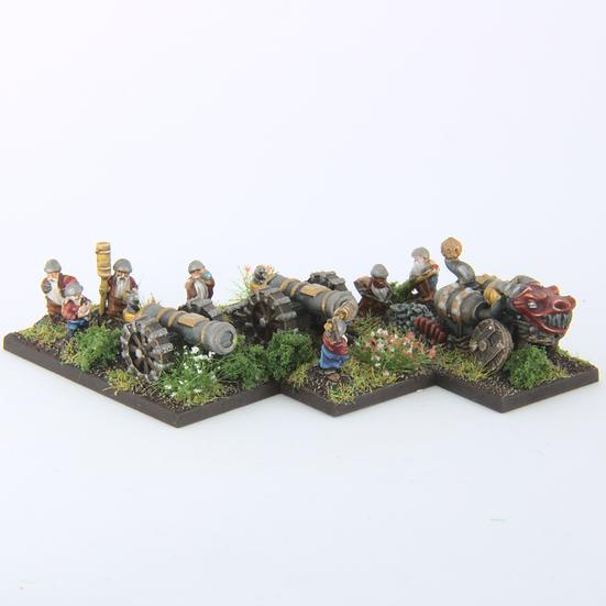 Dwarf Artillery
