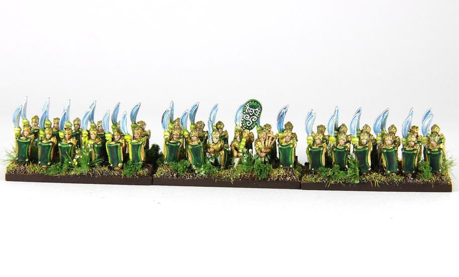 Woodlander Spearmen