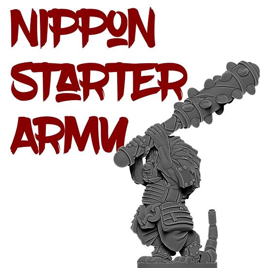 Nippon Ratmen Starter Army