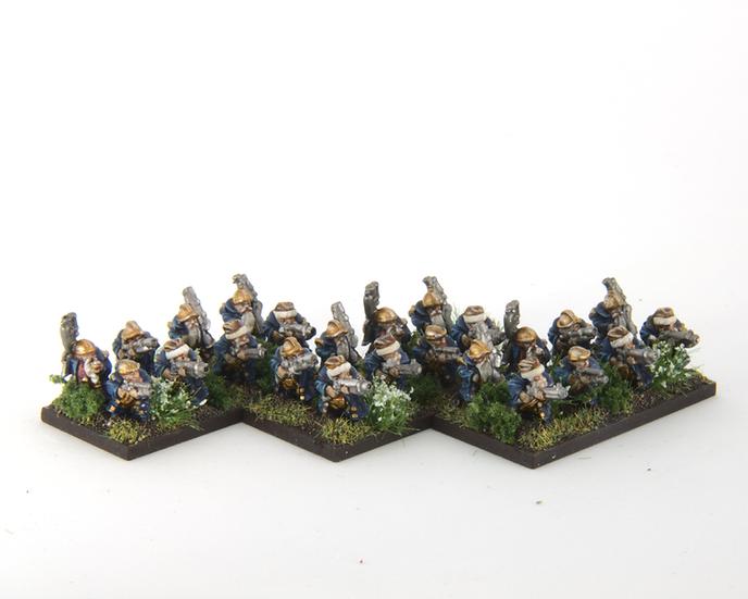 Dwarf Gunmen