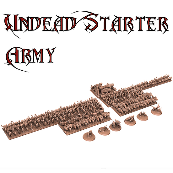 Undead Starter Army