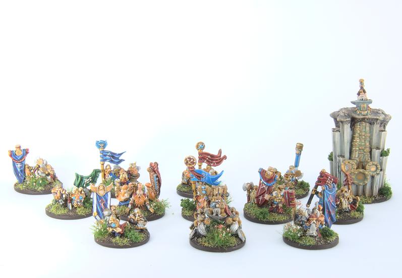 Dwarf Hero Pack