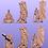 Thumbnail: Dwarf Berserkers Separated: stl files