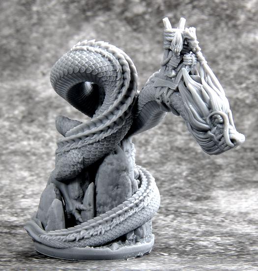 3D Printed Tatsu