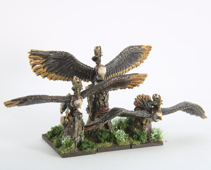 Woodlander Raptors