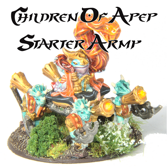 Children Of Apep Starter Army