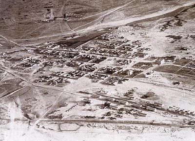 beersheva aerial 1917.jpg