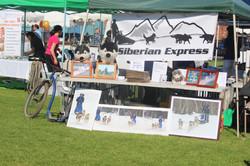 Siberian Express Event Display
