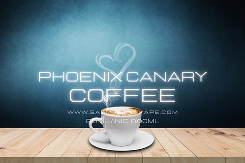 Phoenix Canary coffee / 60ml