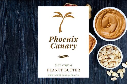 Phoenix Canary Peanut Butter / 60ml