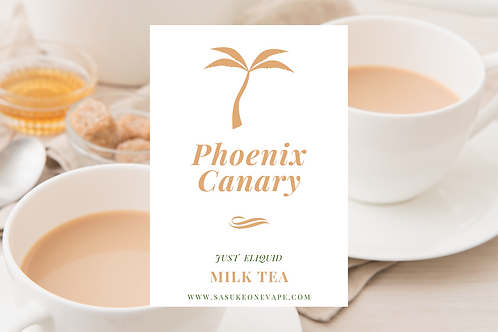 Phoenix Canary Milk Tea / 60ml