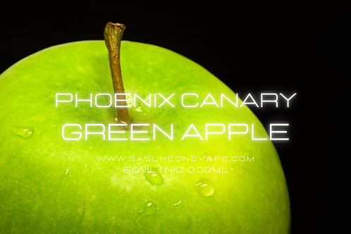Phoenix Canary Green Apple Menthol / 60ml